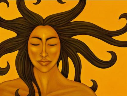 Sun Godess -Tamara Adams