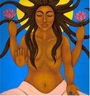 Lakhsmi - la déesse de l'abondance